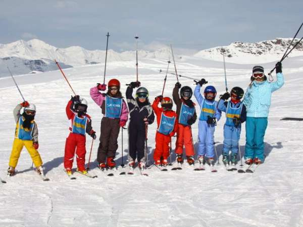 Grand Massif Ski School