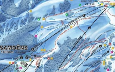 New Coulouvrier Chairlift Samoens and Morillon