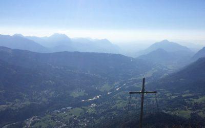 Mountain Biking in the Grand Massif