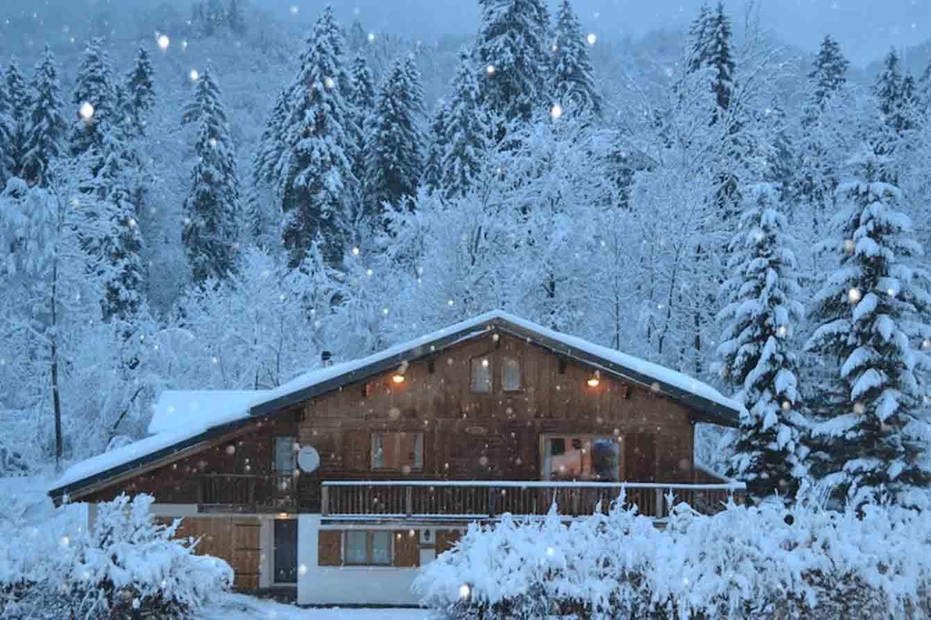 Chalet Mautalent luxury ski chalet Morillon