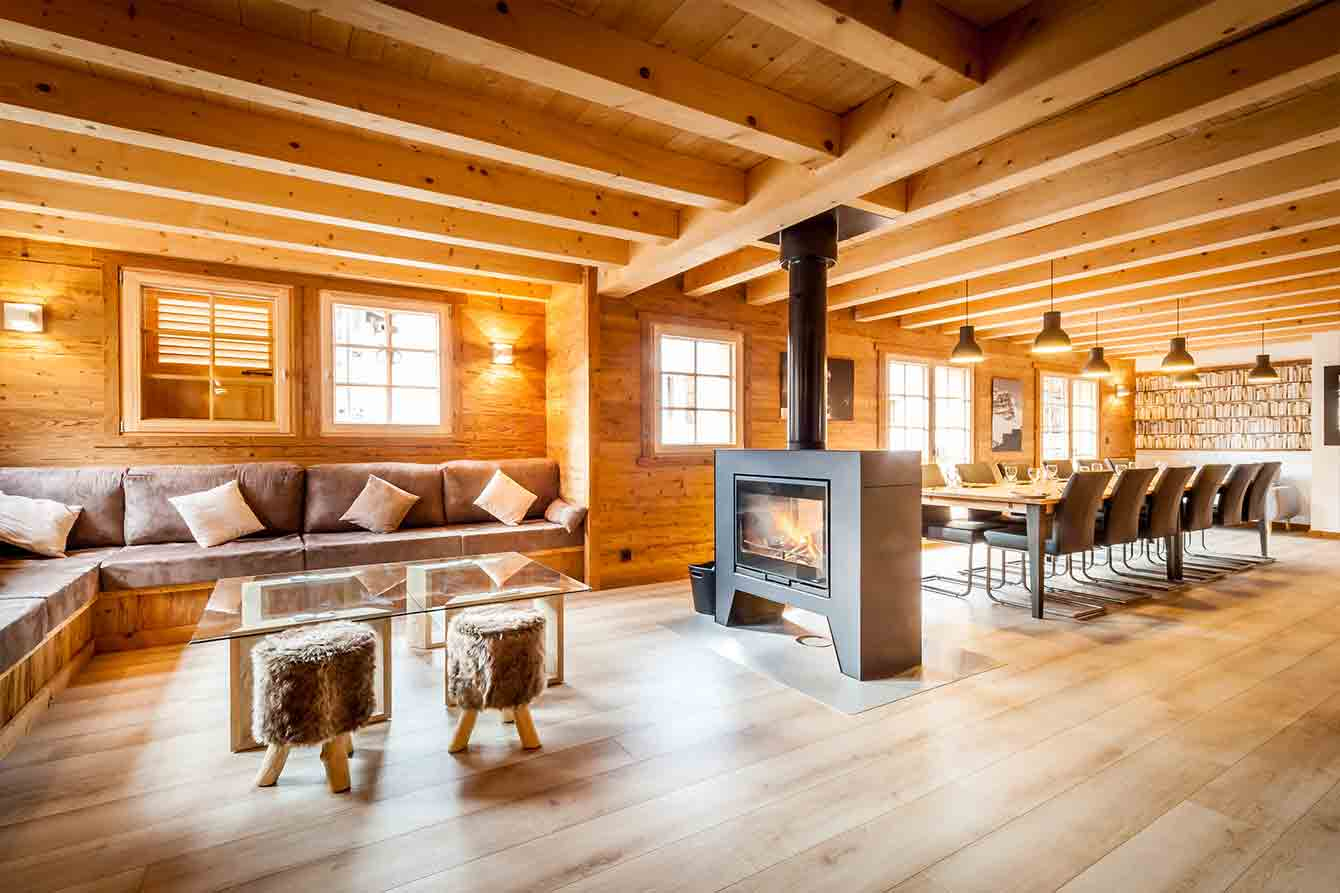 Luxury Properties in the French Alps