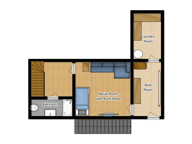 Catered-Ski-Chalet-Morzine-Floorplan-2