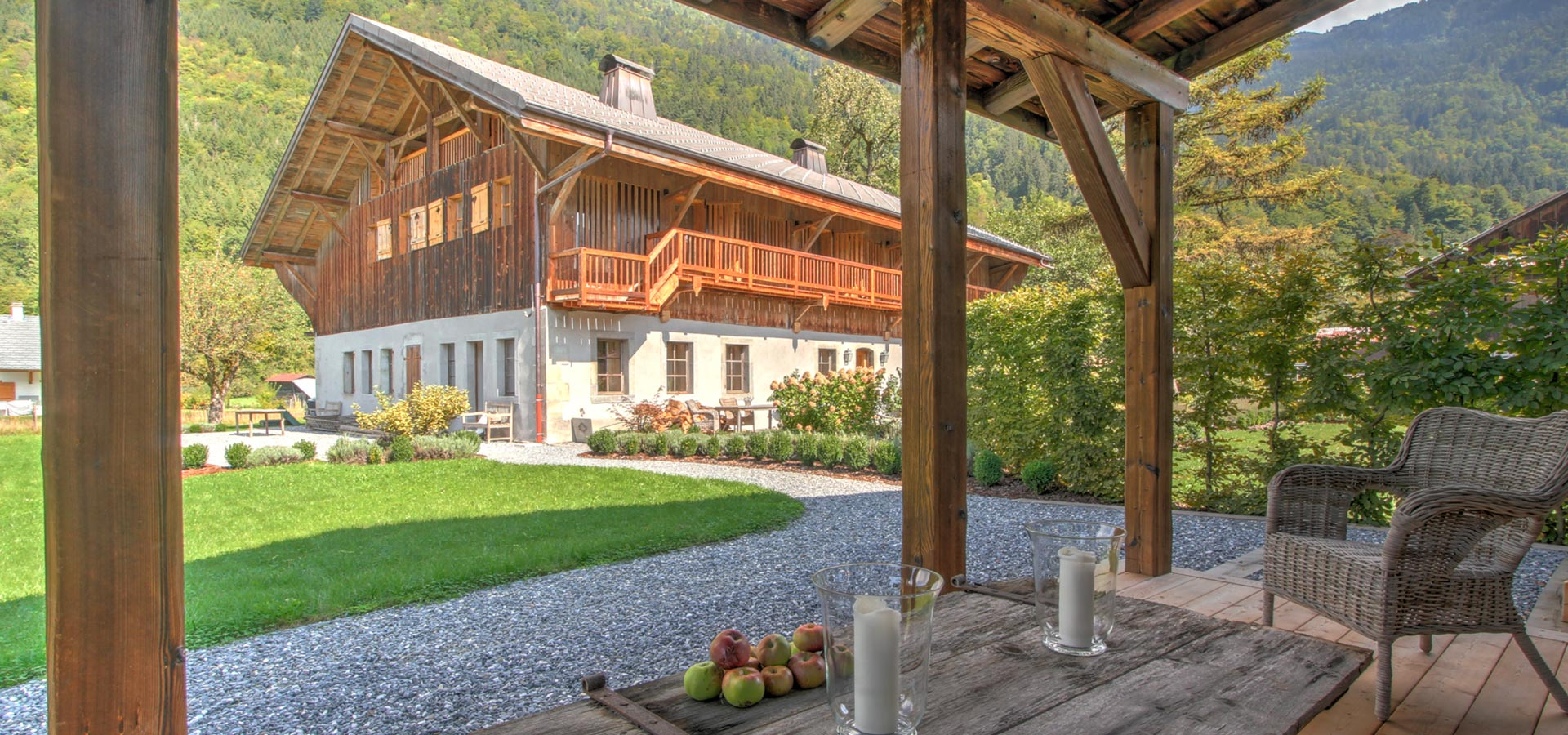 Chalet Christophe Grand Massif France