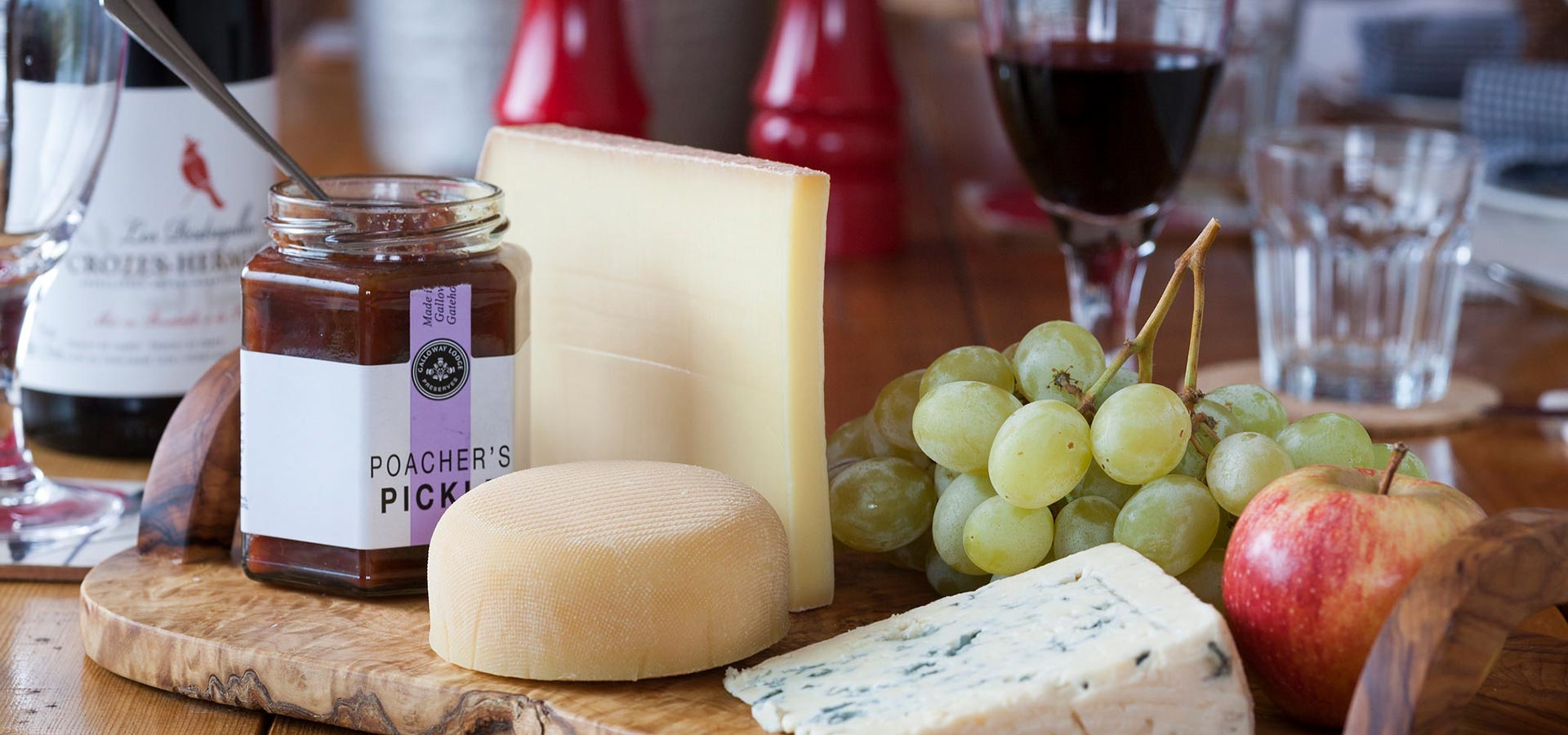 Alps French Cheese and Wine