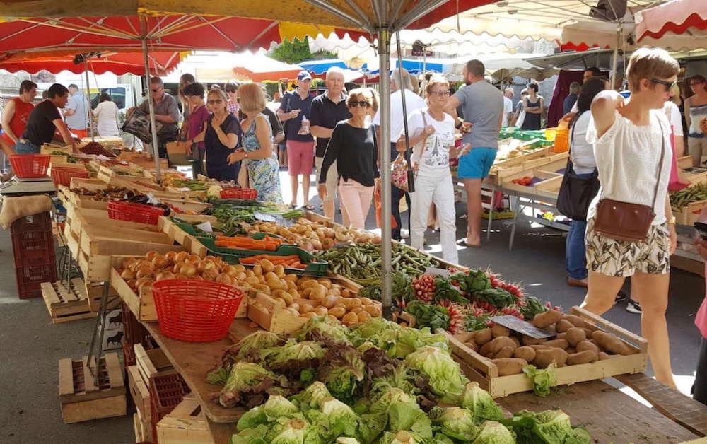 Morzine Local Market