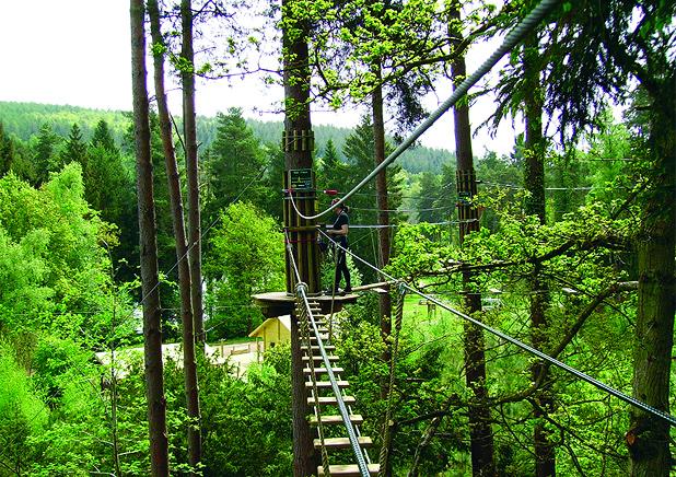 Alps outdoor activities