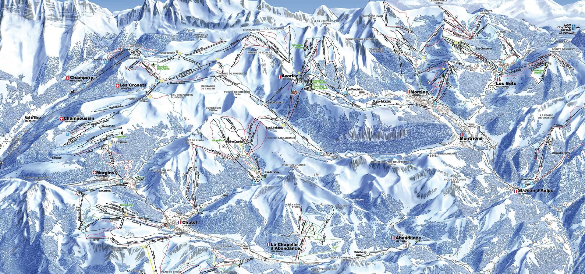 Morzine Lift and Ski Passes