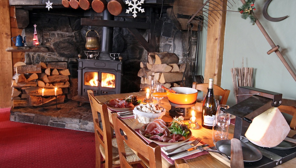 Restaurant Morzine La Grange