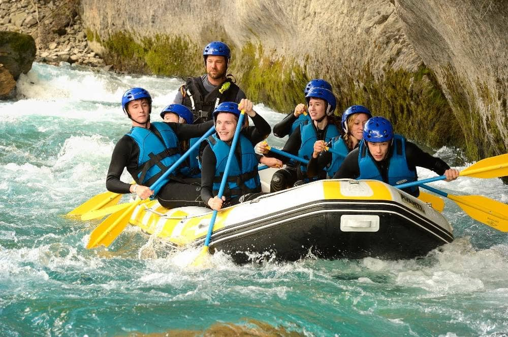 Grand Massif Rafting
