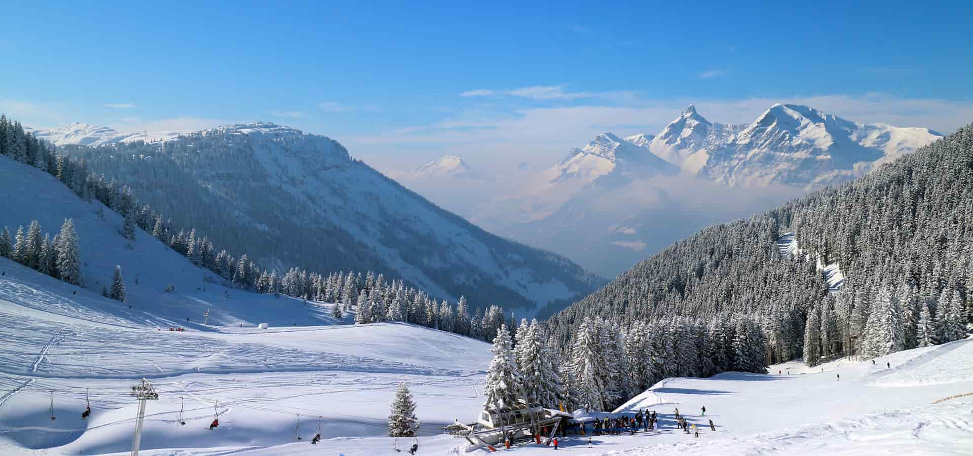 Morillon Ski Resort
