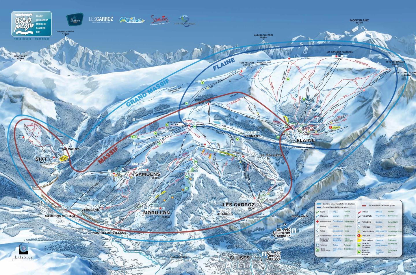 Grand-Massif-Piste-Map12
