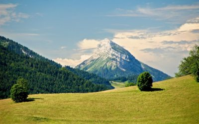 10 Tips For Your First Walking Holiday in the Alps