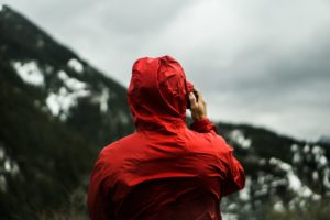 Hiking Raincoat