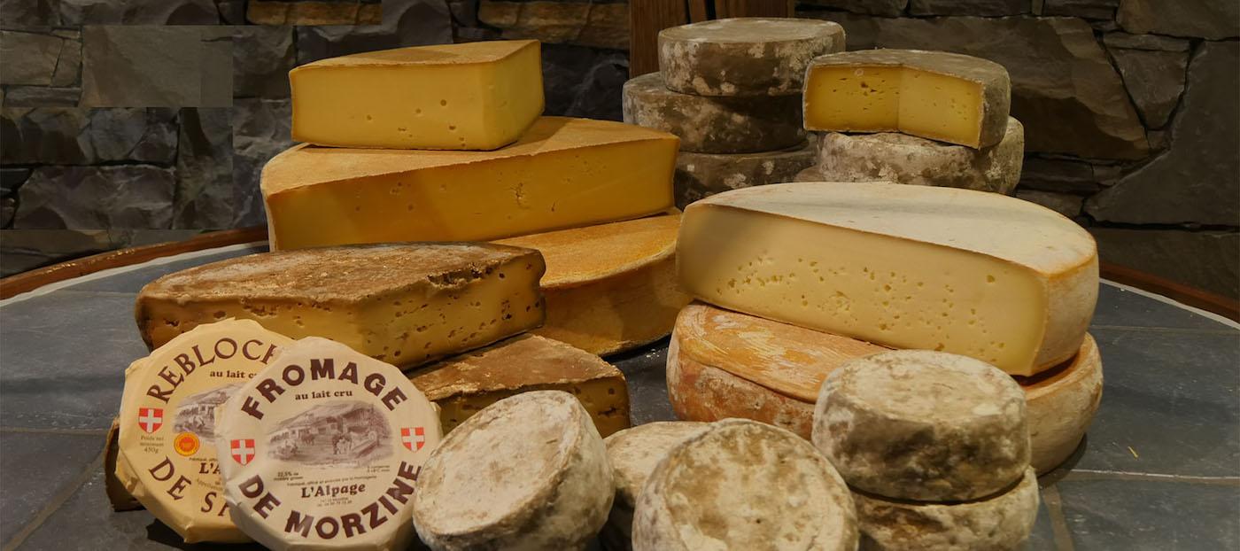 Morzine Cheese La Fruitiere L'Alpage