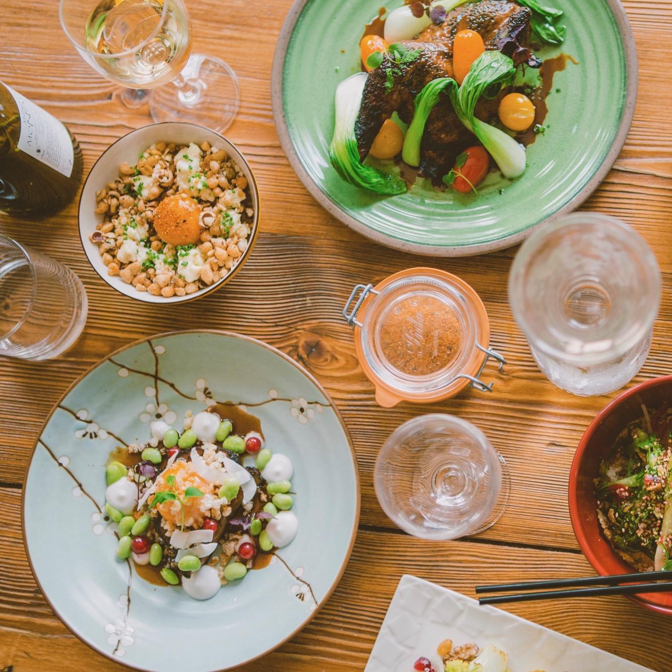 Morzine Restaurant Hideout Bar
