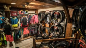 Mountain Bike Hire Morzine