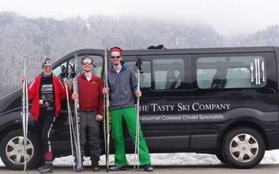 The BEST way to apply for a ski season job