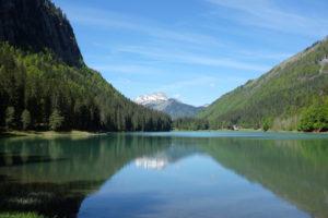 Lac Montriond Morzine