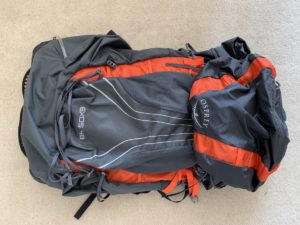 Day HIke Packing List - Rucksack