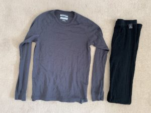 Day Hike Packing List - Merino Wool