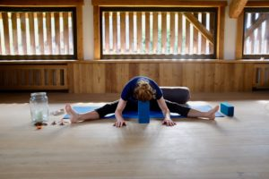 Yin Yoga French Alps