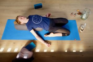 Yin Yoga French Alps Retreat