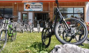 Mountain Bike Hire Samoens