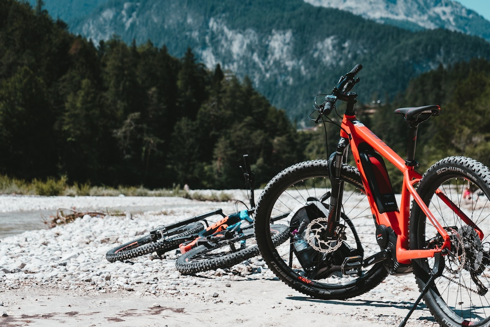 Mountain Biking in Samoens and Le Grand Massif