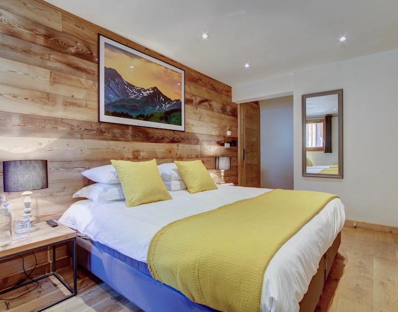 Morzine The Little Grange Bedrooms