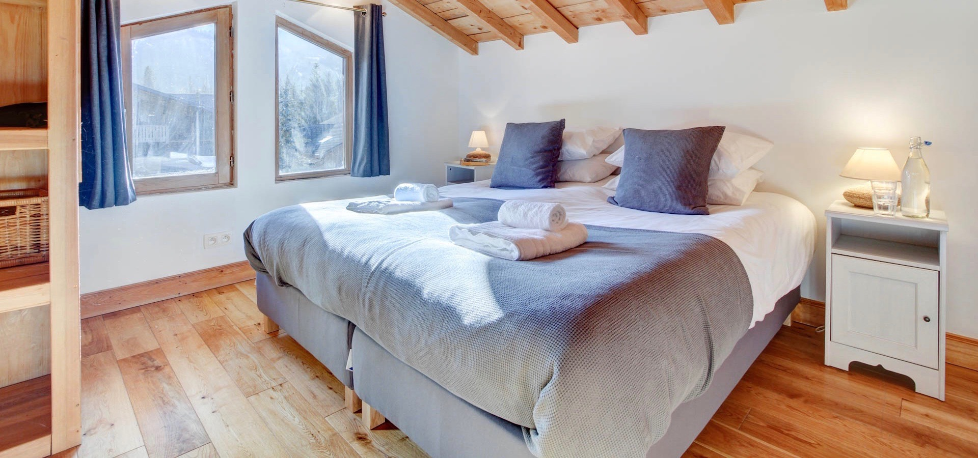 Chalet Mautalent Morillon Bedroom
